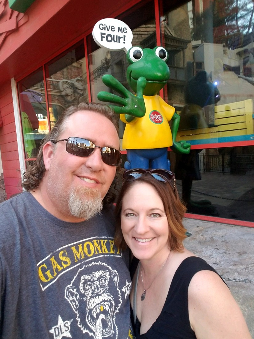 SF Frog