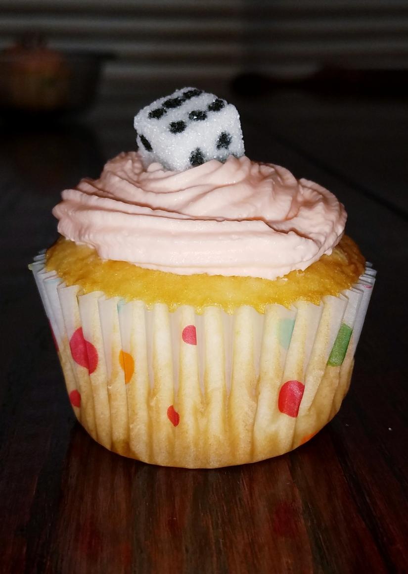 cupcake bunco
