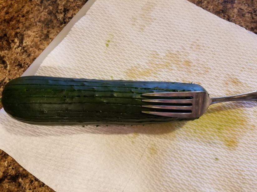cucumber - forked